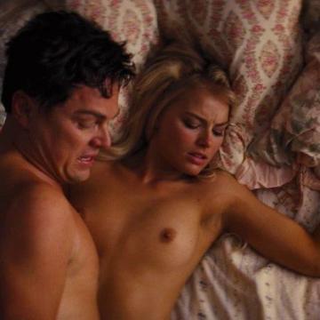Margot robbie nude tits