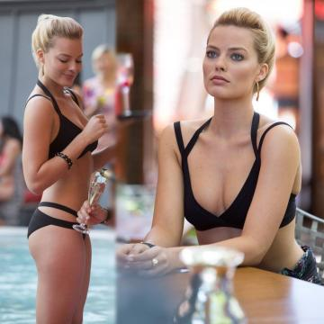 Margot Robbie nude boobs and pussy gallery