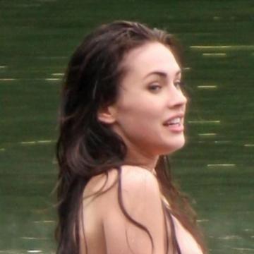 Nipples megan fox Kate Middleton