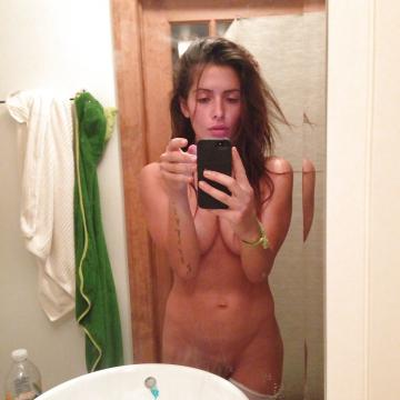 Sarah Shahi shows pussy and naked ass