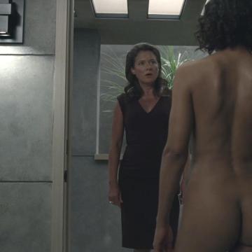 Newton ass Thandie pussy