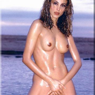 Adriana Volpe  nackt